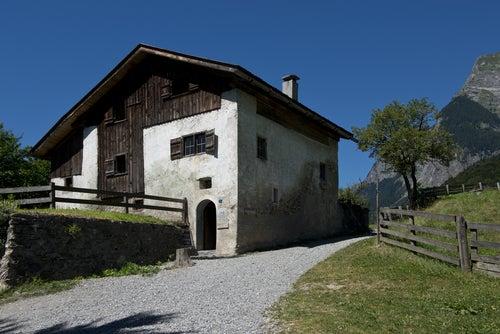 Casa de Joanna Spyri
