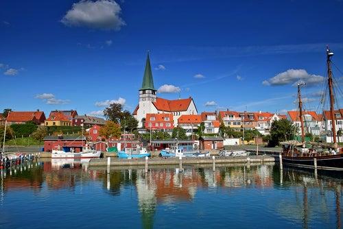 Bornholm en Dinamarca