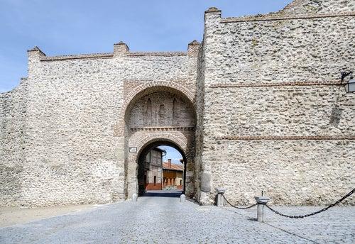Puerta de San Miguel de Olmedo