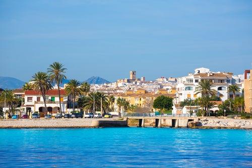 Jávea en Alicante