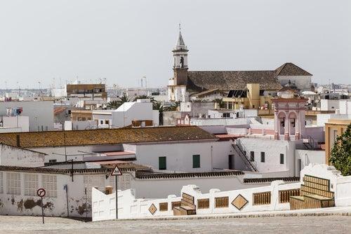 Ayamonte en Huelva