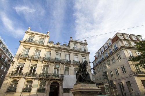 Chiado en Lisboa