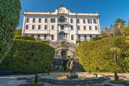Villa Carlota en Tremezzo