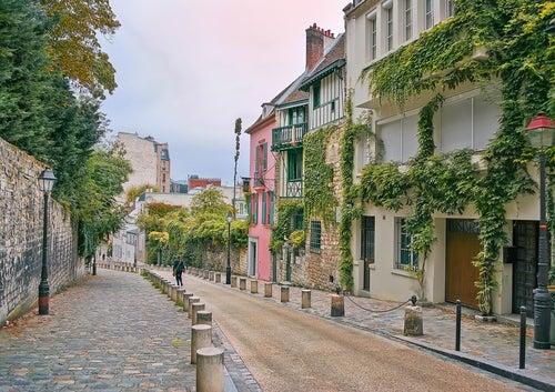 Los secretos del barrio de Montmartre en París