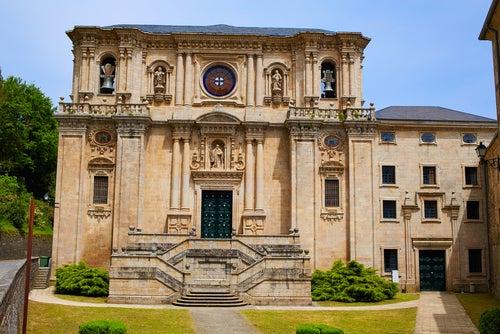 Abadía de San Julián de Samos
