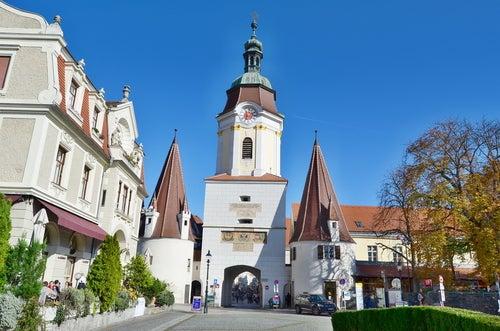 Krems en Austria