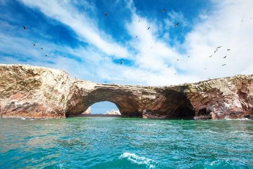 Islas Ballestas en Pisco