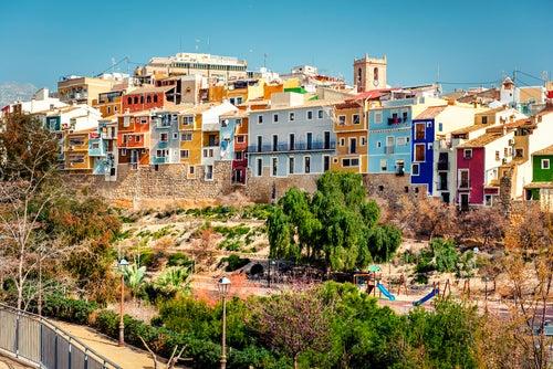 Villajoyosa en Alicante