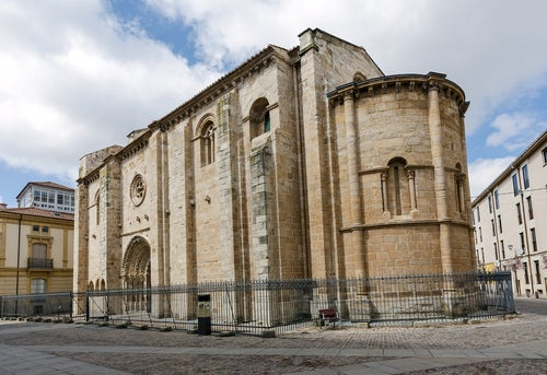 Iglesia de la Magdalena en Zamora