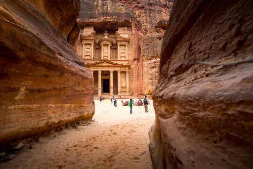 7 curiosidades de Petra que tal vez no conocías