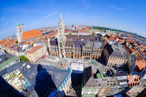 8 lugares imprescindibles que hay que ver en Múnich