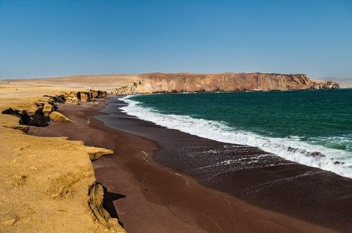 Reserva Nacional Paracas en Pisco