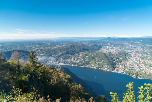 Lago Como desde Brunate