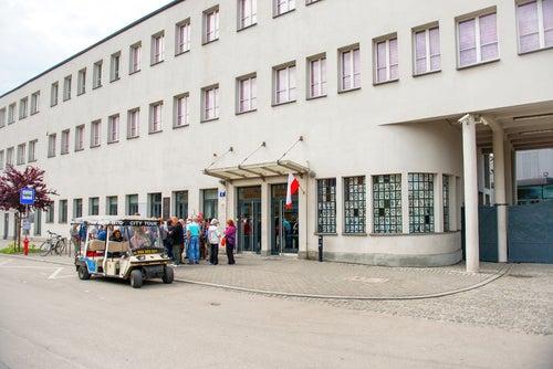 Fábrica de Oskar Schindler en Cracovia
