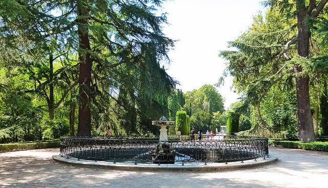 Alameda de Osuna en Madrid