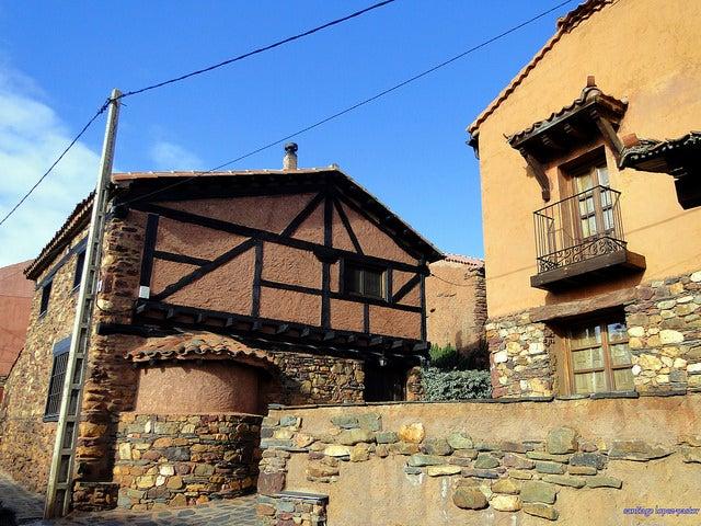 Pueblos amarillos, Villacorta