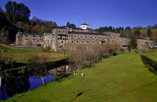 El monasterio de Samos, una joya en el Camino de Santiago