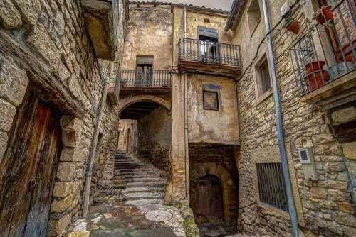 Guimerà, un hermosísimo pueblo medieval de Lleida