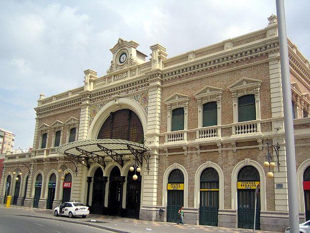 Estación de tren de Cartagena