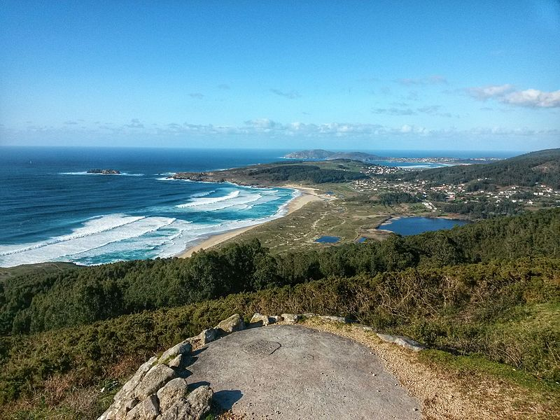 Playa Doñinos, A Coruña