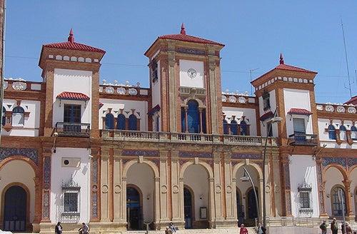 Estación de tren de Jerez de la Frontera