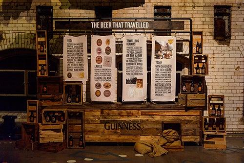 Guinness Storehouse en Dublin