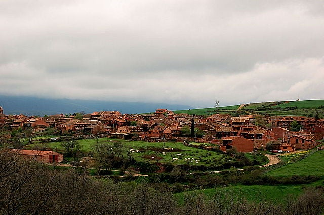Villacorta en Segovia