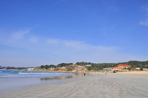 Playa de la Lanzada, Pontevedra