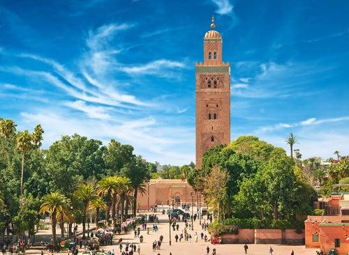 6 lugares imprescindibles para conocer bien Marrakech