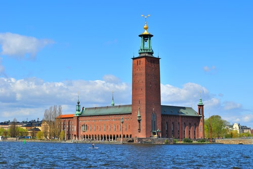 Ayuntamiento, lugar que ver en Estocolmo