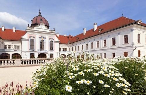 Palacio Godollo en Budapest