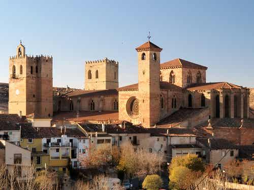 Sigüenza, un pueblo con encanto en Castilla‐La Mancha