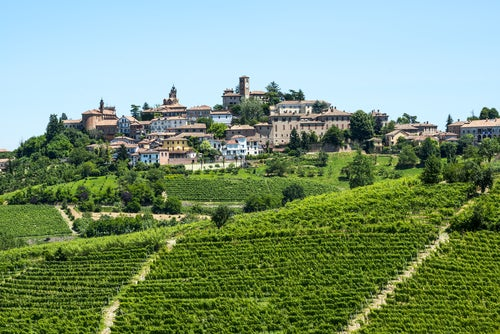 Asti en Piamonte