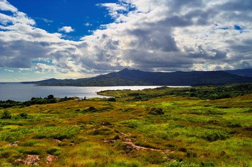 Bahía de Bantry en Irlanda