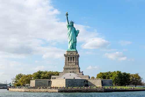La libertad iluminando el mundo, la Estatua de la Libertad