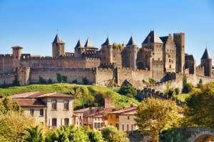 Carcassonne, en es sur de Francia