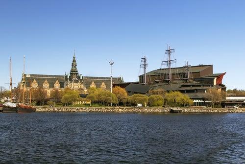 Museo Vasa en Estocolmo
