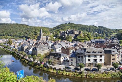 La Roche en Ardenne en Bélgica
