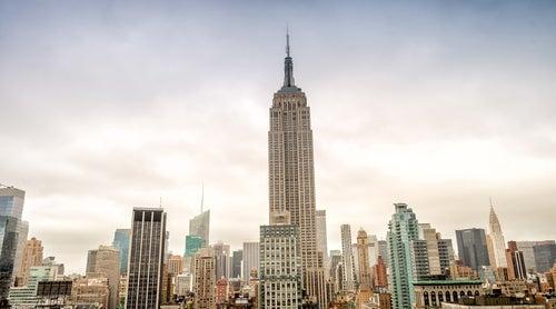 Empire State Building en Nueva York