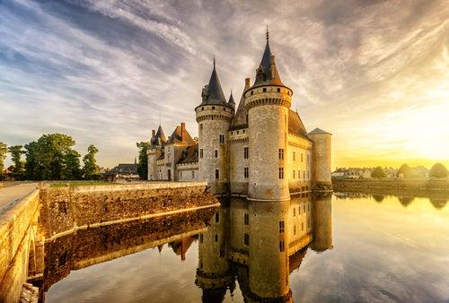 Valle del Loira en Francia