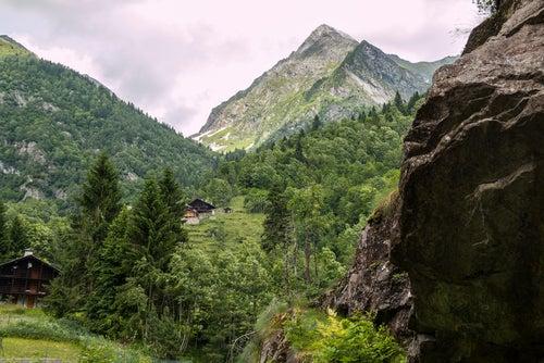 Monte Rosa en Paimonte