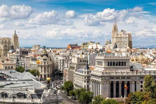 ¿Sabes de dónde vienen los nombres de los barrios de Madrid?