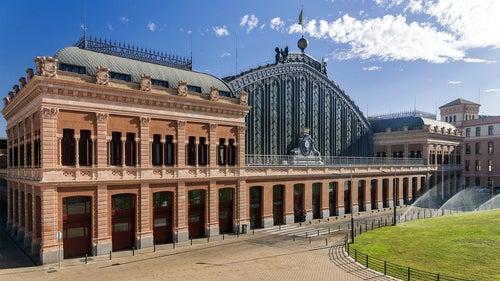 Las 8 estaciones de tren más bonitas de España