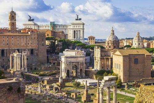 8 lugares de visita indispensable en Roma