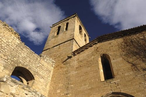 Iglesia de Santa María en Guimerá
