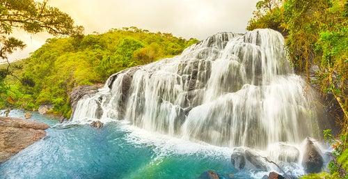 Parque Nacional Horton en Sri Lanka