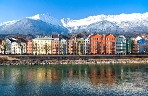 Innsbruck en Austria