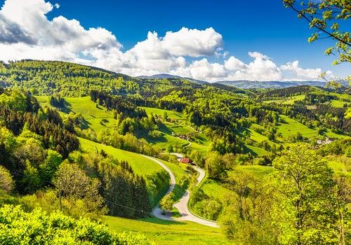 5 fantásticos viajes en coche por Europa y América