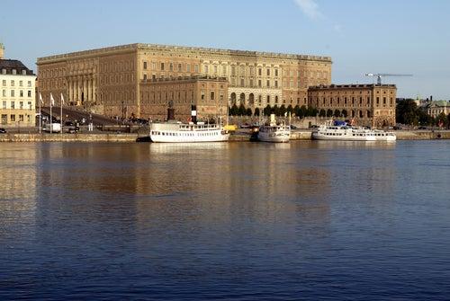 Palacio Real, uno de los lugares que ver en Estocolmo