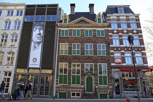 Museo Casa de Rembrandt en Ámsterdam